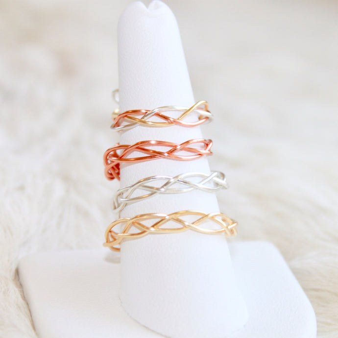 Sherill Ring (Multiple Colors)