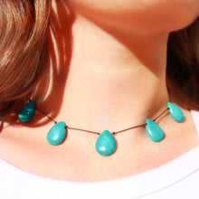 Carly Adjustable Teardrop Necklace