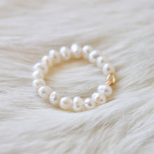 All Pearl Ring that Gives Back to Charity by ROX Jewelry in Austin, Texas » Great Gift ideas for her » Dainty Pearl Rings for her under $100