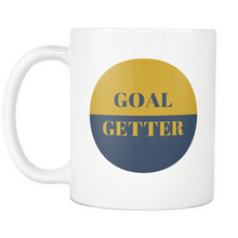 ROX Jewelry Shop - Goal Getter Lady Boss Empowering women multiple color fashion mug giving back to charity women supporting women Notre dame fighting irish graduation gift positive mug