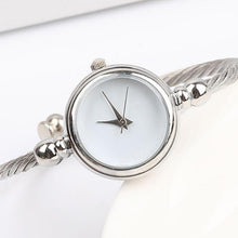 Dainty Silver Watch that Gives Back to Charity by ROX Jewelry in Austin, Texas » Great Gift ideas for her under $50