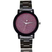 Samantha Watch in Purple that Gives Back to Charity – Metal Women's Watches with No Numbers – Pretty Little Things Watch Sale – Gifts that Give Back – Affordable Gift Ideas for Girlfriend– ROX Jewelry