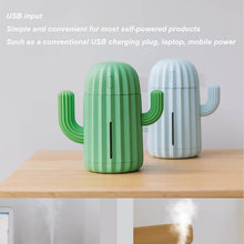 Cactus Humidifier Essential Oil Diffuser – Home Decor  – Gifts that Give Back – ROX Winter Accessories for Her – Gift Ideas for Her this Holiday Season – Humidifiers under $50