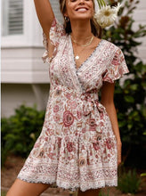 Kaleidoscope Dress in White – Dress outfits – spring and summer dresses – cute dresses casual – dress outfits – casual summer dresses – dresses that give back to charity – ROX dresses – dress trend 2020 – Casual Outfit Ideas Summer 2020 – long casual dresses – beach vacation outfit - Boho dress