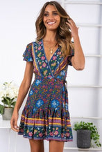 Kaleidoscope Dress in Dark Blue – Dress outfits – spring and summer dresses – cute dresses casual – dress outfits – casual summer dresses – dresses that give back to charity – ROX dresses – dress trend 2020 – Casual Outfit Ideas Summer 2020 – long casual dresses – beach vacation outfit - Boho dress