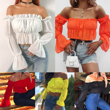 Stagecoach Long Sleeve Crop Top – cute outfits top outfit jeans – date night outfit – casual summer outfit – puff sleeve – long sleeve shirt – long sleeve crop tops – Crop top outfit – puff sleeve long sleeve shirt Top Outfit Ideas Summer – long sleeve sheer Cute tops – crop tops – puffy sleeve top outfits