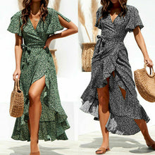 That's a Wrap Dress – Dress outfits – spring and summer dresses – cute dresses casual – dress outfits – casual summer dresses – dresses that give back to charity – ROX dresses – dress trend 2020 – Casual Outfit Ideas Summer 2020 – long casual dresses – beach vacation outfit - Best Vacation Outfits