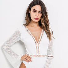 Breezy Long Sleeve Bodysuit in White – cute outfits – bodysuit outfit jeans – date night outfit – casual summer outfit – tank top body suits that give back to charity – Beach vacation outfit – bell sleeve flare sleeve – Casual Outfit Ideas Summer – boho bodysuit