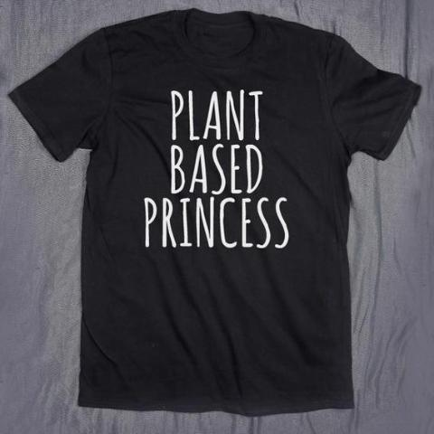 Plant Based Princess Shirt That Gives Back to Charity » Vegan Gift Ideas » Holiday Gift Ideas Under $25 by ROX