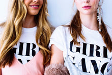 ROX Jewelry Shop - Girl Gang T Shirt in Multiple Color Options Empowering Women Girl Boss Collection Tumblr Blogger inspired giving back to charity