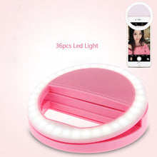 Portable Selfe LED Clip on Ring Light - ROX Jewelry Shop - Tech accessories that give back