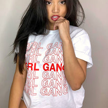 Girl Gang Women's Shirt - ROX Jewelry Apparel that gives back to charity - Empowering Women Collection