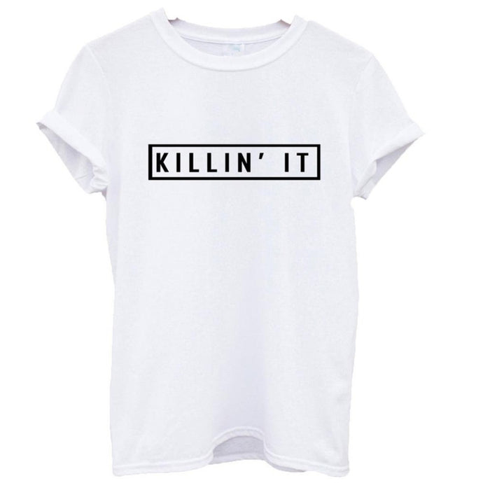Killin' It Shirt - Gifts that Give back to Charity - Empowering Women Collection by ROX Jewelry