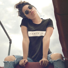 Feminist Shirt That Gives Back to Charity - Empowering Women Collection by ROX Jewelry apparel and more