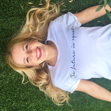 The Future is Equal Shirt that Gives Back to Charity » ROX Empowering Women Collection Great Gifts For Her Under $25