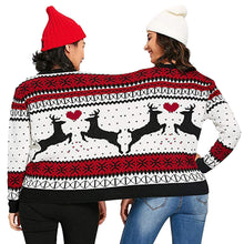 Two Person Ugly Sweater