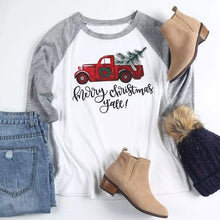 Merry Christmas Y'all with Truck Shirt that Gives Back to Charity by ROX Christmas Gifts that Give Back