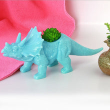 Triceratops Succulent Plant Holder – Quirky Home Decor that Gives Back to Charity by ROX