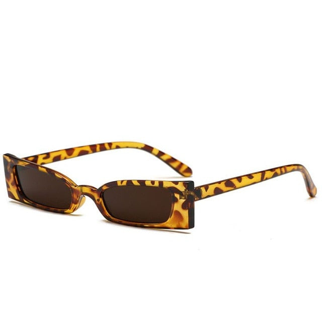 Lara Small Rectangular Sunglasses that Give Back to Charity by ROX in Tortoise – Trendy and Affordable Sunnies that Give back