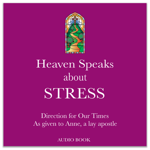 Audiobook CD Heaven Speaks About Stress
