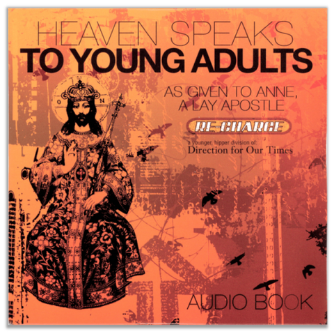 Audiobook CD Heaven Speaks to Young Adults