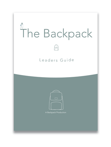 Leader's Guide Backpack Program