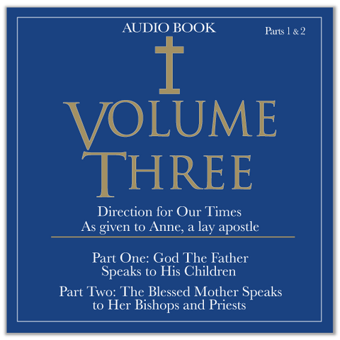 Audiobook CD Volume Three