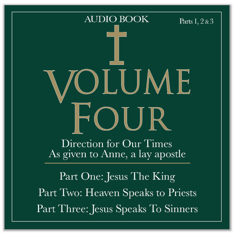 Audiobook CD Volume Four