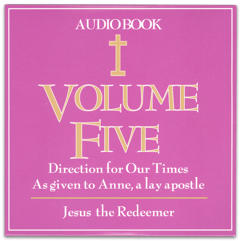 Audiobook CD Volume Five
