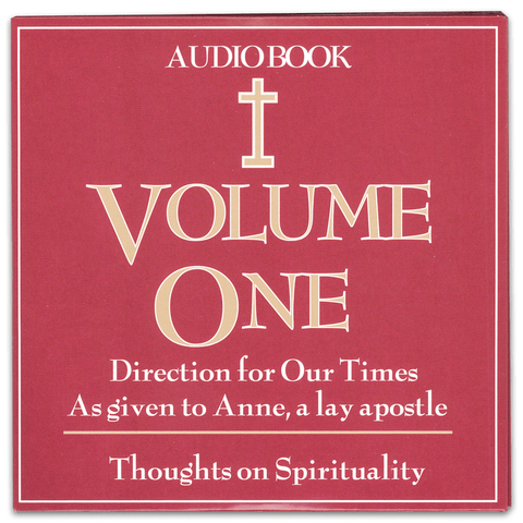 Audiobook CD Volume One