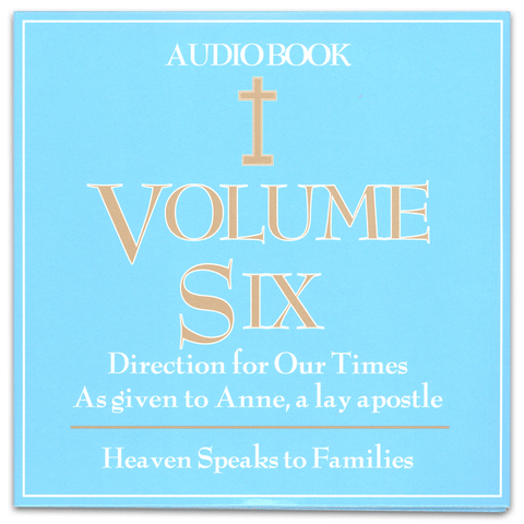 Audiobook CD Volume Six