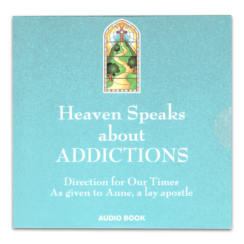 Audiobook CD Heaven Speaks About Addictions