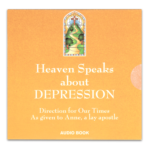 Audiobook CD Heaven Speaks About Depression