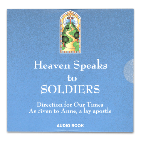 Audiobook CD Heaven Speaks to Soldiers