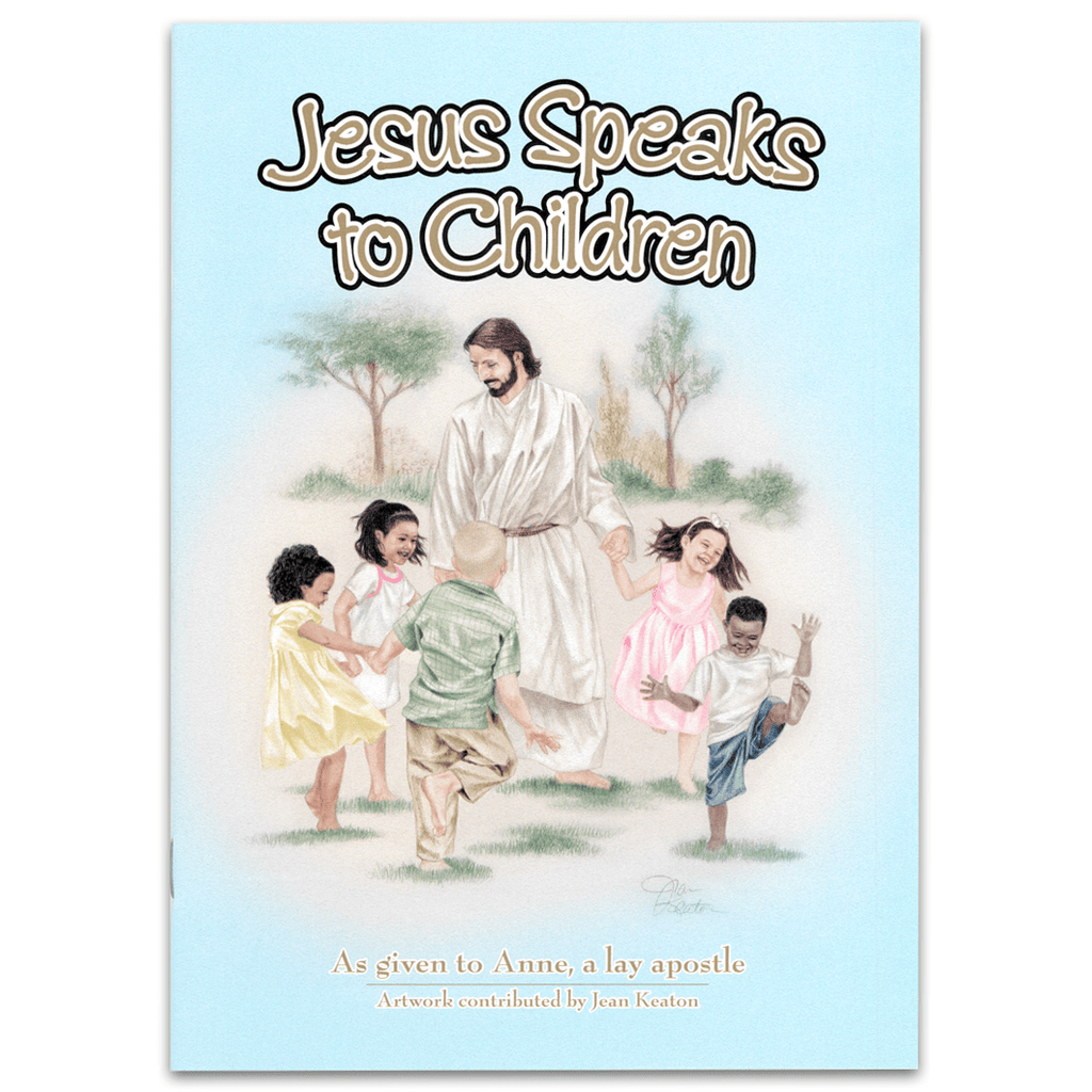 Jesus Speaks to Children