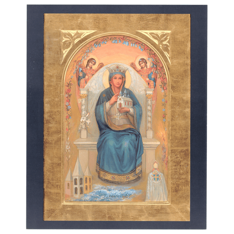 Our Lady Queen of the Church 8x10 Print