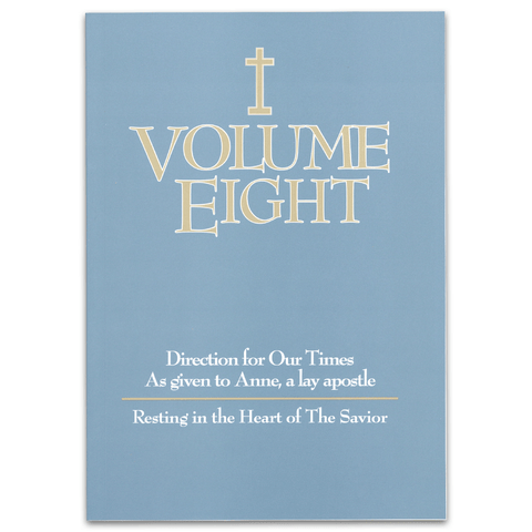 Volume Eight: Resting in the Heart of the Savior