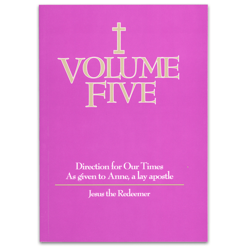 Volume Five: Jesus the Redeemer