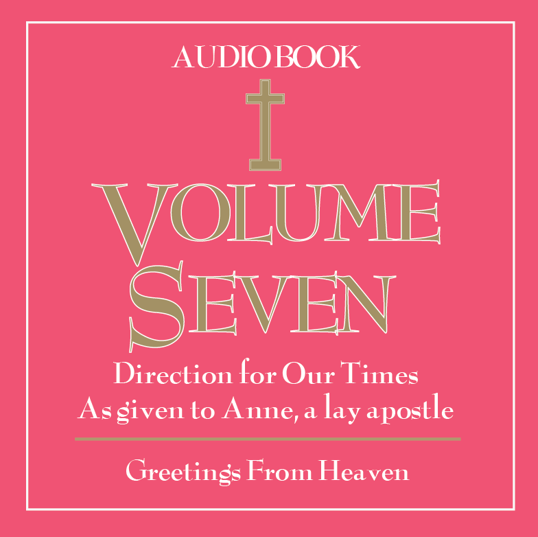 Audiobook CD Volume Seven