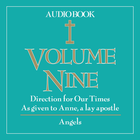 Audiobook CD Volume Nine