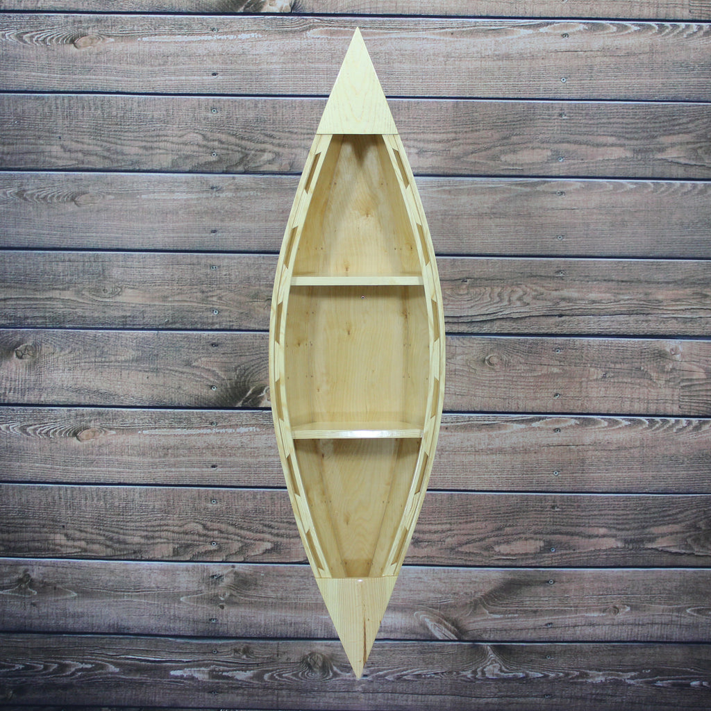 Custom Canoe Inspired Furniture and Home Decor