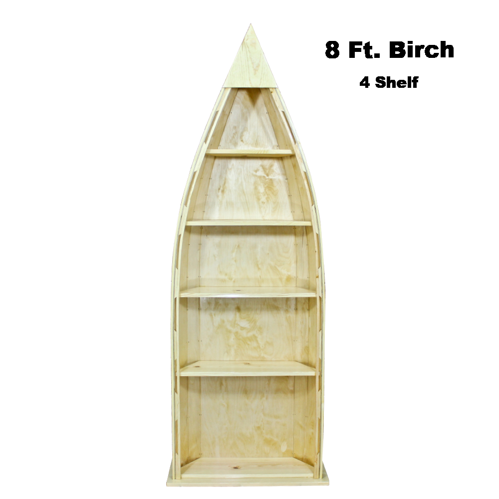 8 Ft. Canoe Shelf