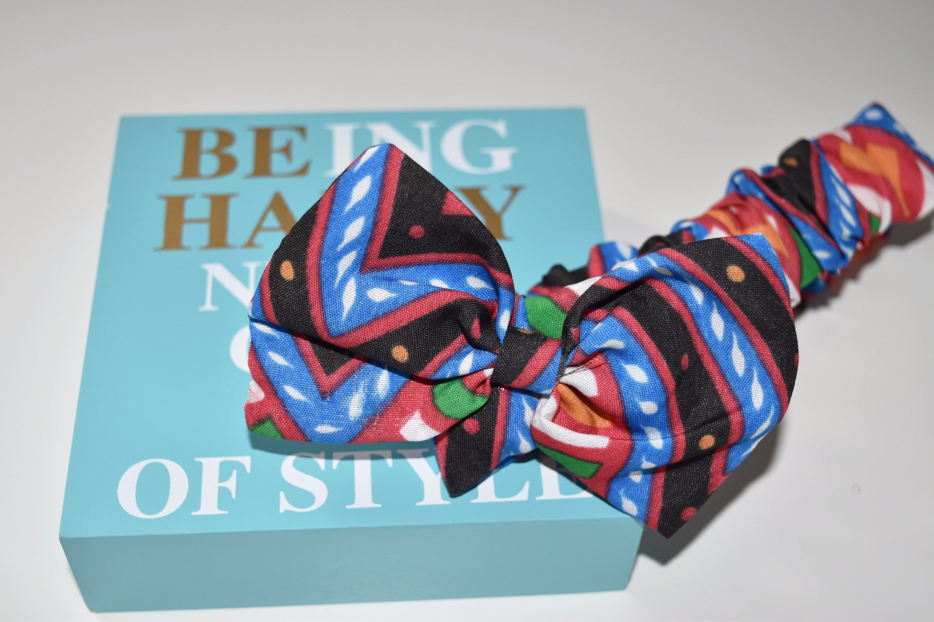RO Girl's headband (Geometric)