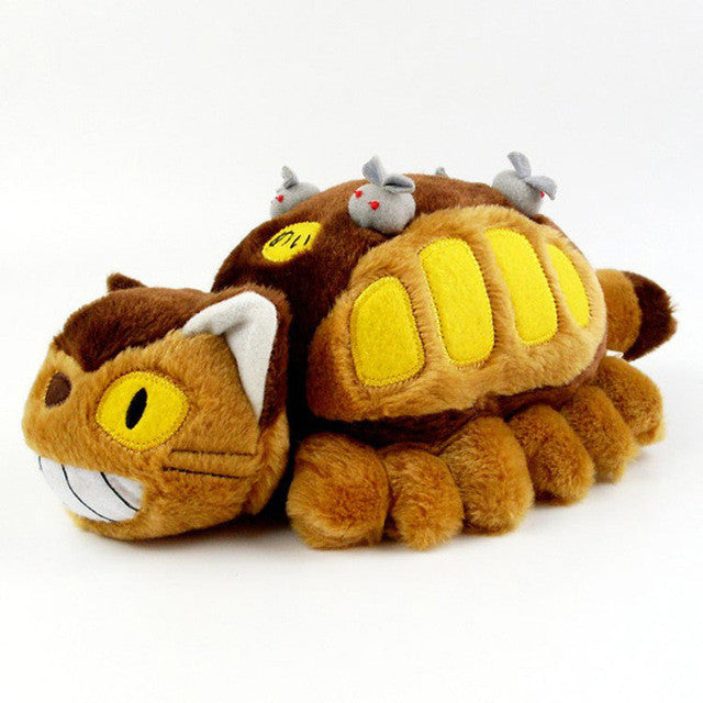 Totoro Bus Plush Stuffed Doll