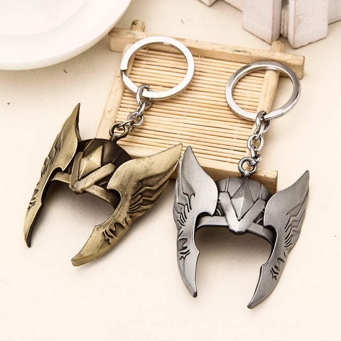 Marvel Thor God of Thunder  Key Chain