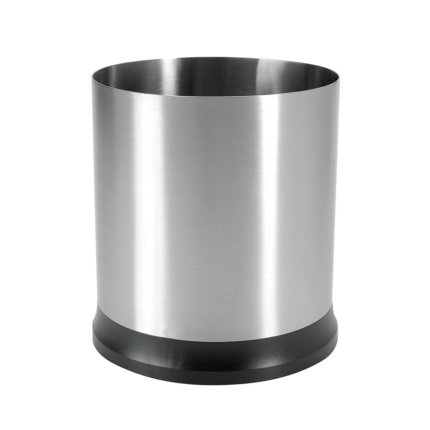 HMC Good Grips Stainless Steel Rotating Utensil Holder