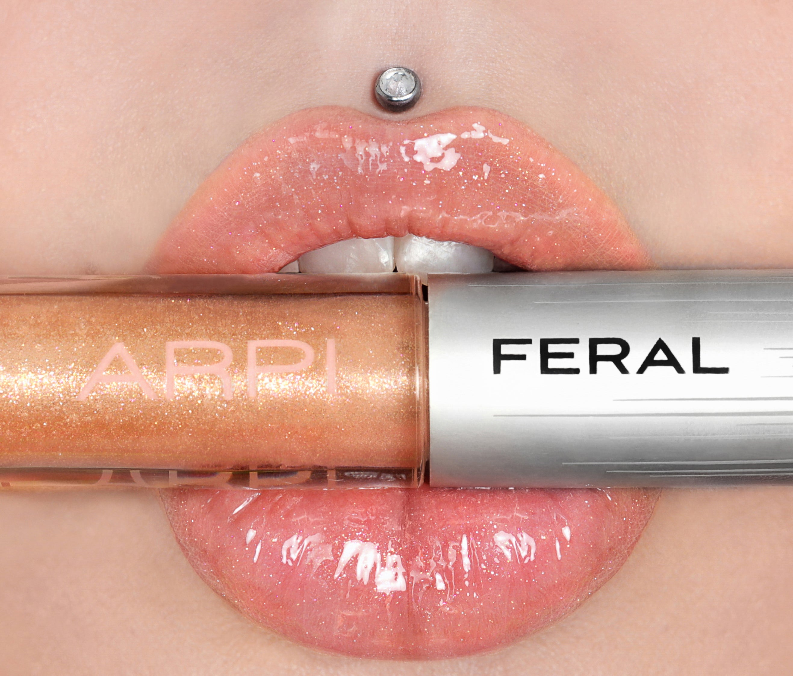 R.P.² Lip Gloss by Arpi Gabrielyan - Feral Cosmetics