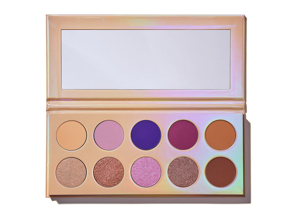 Opalescent Pressed Powder Palette