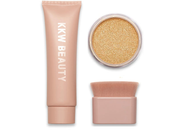 Gold Body Shimmer Bundle