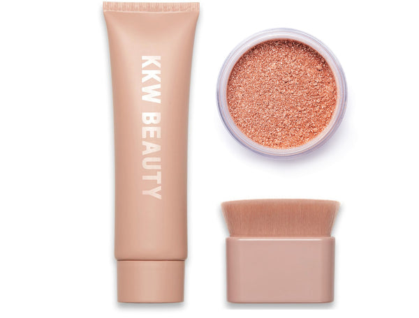 Rose Gold Body Shimmer Bundle